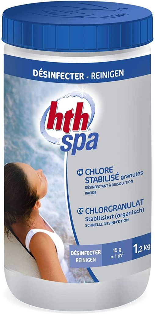 Chlore Hth spa 00218515/601004