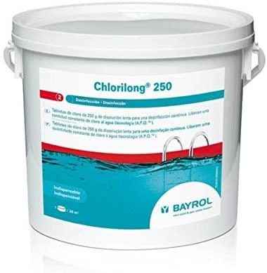 Chlore traitement eau