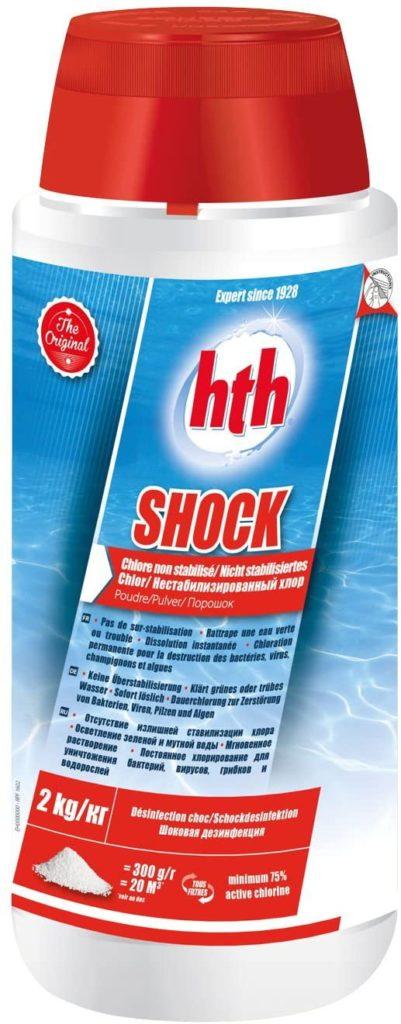 Chlore piscine Hth H800107H1