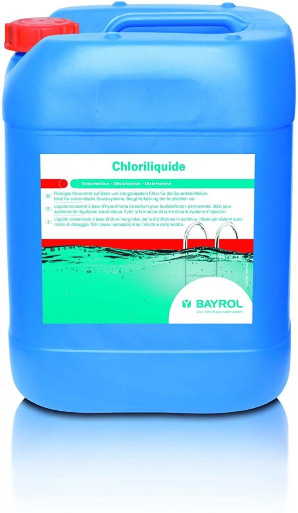 Bayrol 25 kg chloriliquid 1134130
