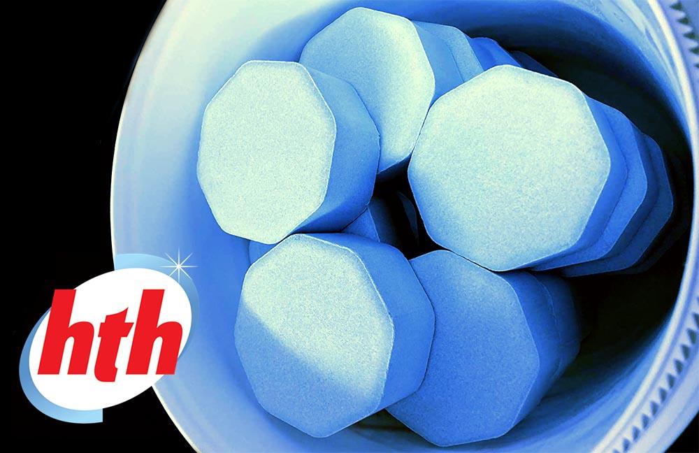 Guide achat chlore piscine HTH compartif meilleur prix par gamme test avis comparatif méthode de traitement